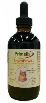 thyropaws per ipertiroidismo nel gatto