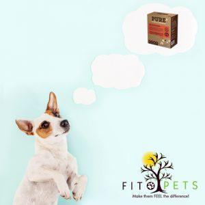 cibo disidratato Pure per cani e gatti
