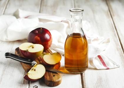 aceto di sidro di mele biologico
