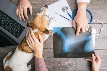 radiografie del cand con prostata ingrossata