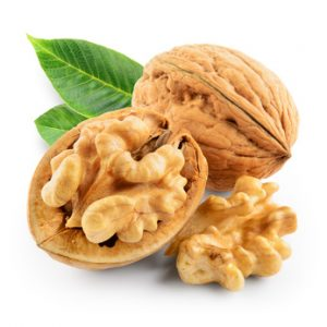 walnuts with healthy fats