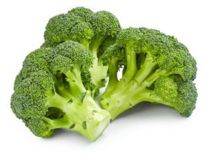 broccoli are anticancer