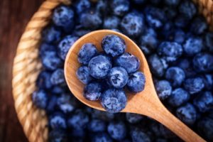 mirtilli antiossidanti contro il colesterolo