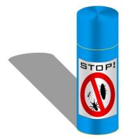 Pesticidi tossici per insetti