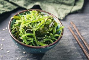 alghe marine piene di iodio
