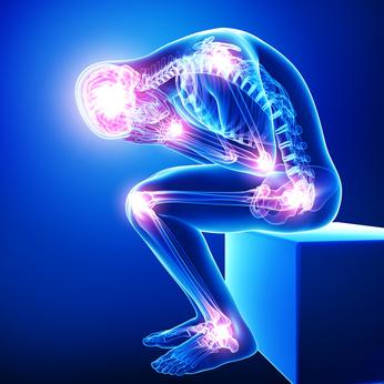 dolori articolari nel corpo