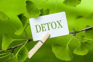 disintossicare il corpo con le piante medicinali