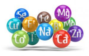 i vari minerali