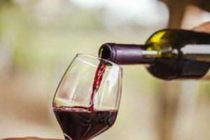 vino rosso ricco di lectine