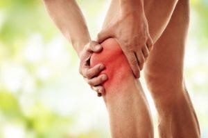 infiammazione al ginocchio
