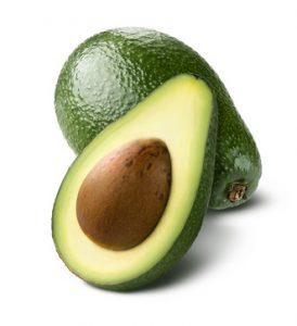 avocado frutto ricco di grassi sani