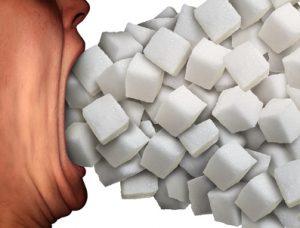 consumo eccessivo di zucchero causa malattie