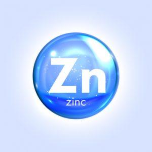 elemento di zinco