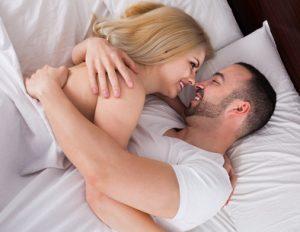intesa sessuale uomo e donna