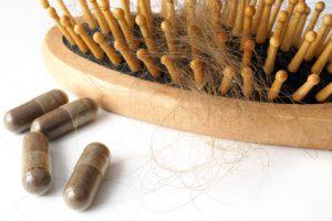 integratori alimentari e vitamine per la caduta dei capelli