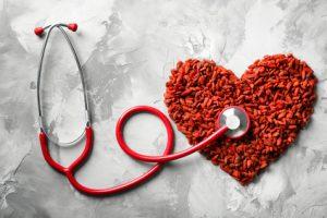 bacche di goji per la salute del cuore
