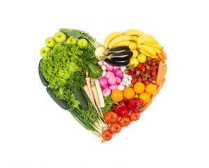 cibo sano frutta e verdure