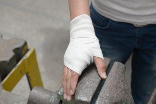 l'argento colloidale facilita la guarigione di ferite