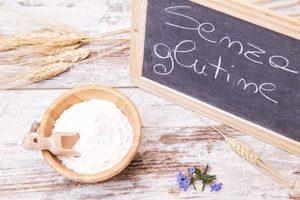 farina senza glutine per celiaci