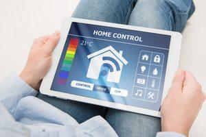 sistema di controllo della casa via wifi