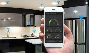applicazioni che misurano l'intensità delle radiazioni wifi
