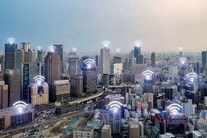 radiazioni wifi nelle grosse città