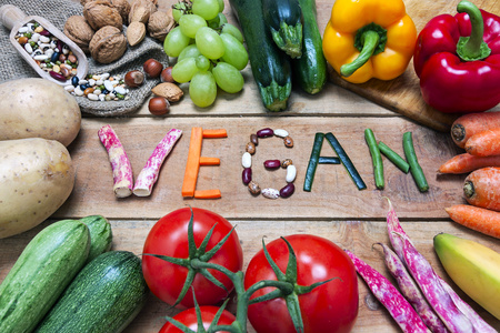 verdure nella dieta vegana