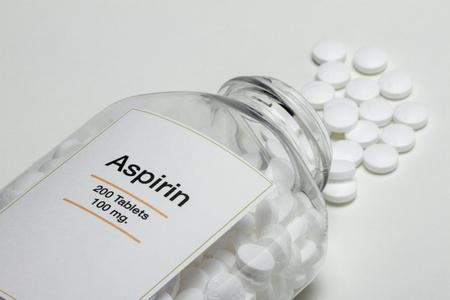 confezione di aspirine