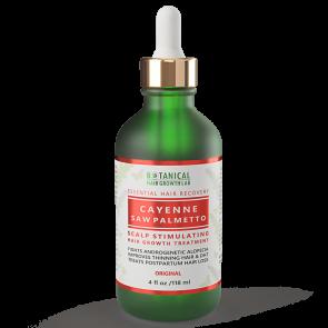 Cayenne Saw Palmetto Scalp Treatment