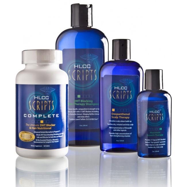 Anti DHT Naturale HLCC Pack