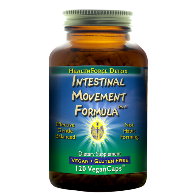 Intestinal Movement Formula