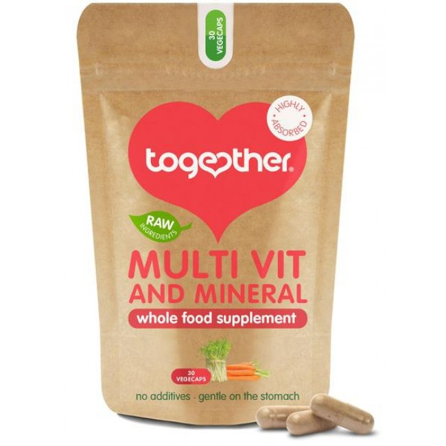 Multi Vit and Mineral
