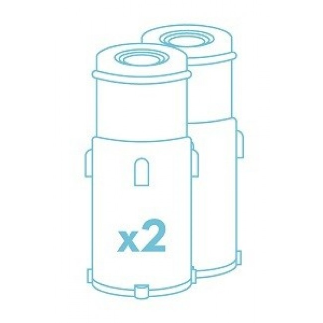 PureSpa (cambio filtro doccia)
