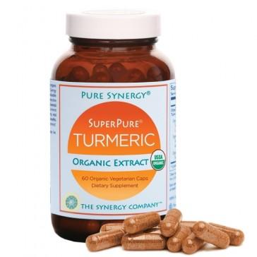 SuperPure Turmeric Curcuma Biologica