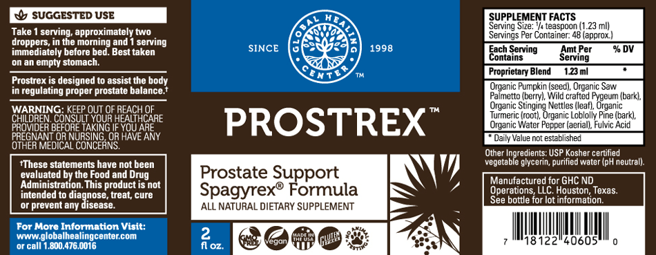 Prostrex_Label